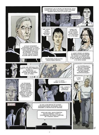 Page 1 Secrets bancaires USA tome 6