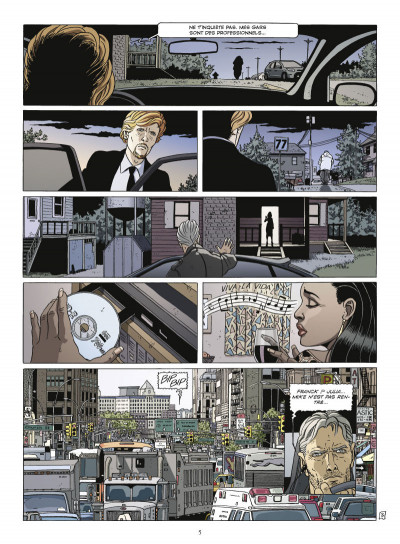 Page 3 Secrets bancaires USA tome 6