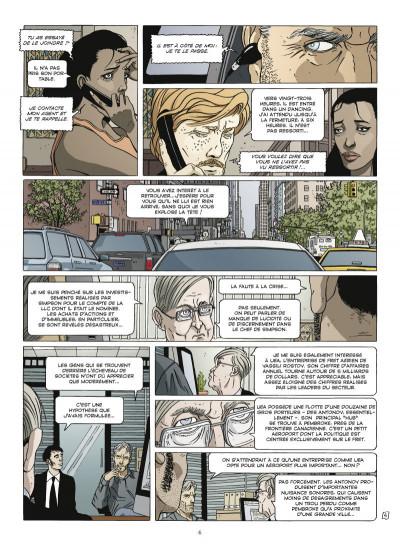 Page 4 Secrets bancaires USA tome 6