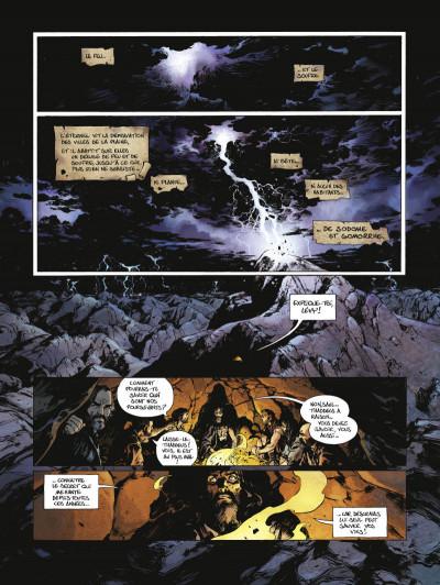 Page 1 Le troisième testament - Julius tome 3