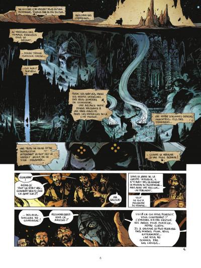 Page 4 Le troisième testament - Julius tome 3