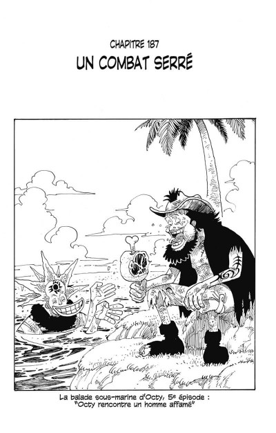 Page 6 One piece tome 21 - utopia