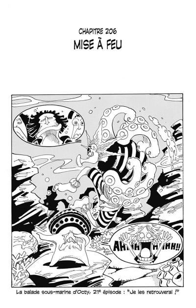 Page 8 One piece tome 23 - l'aventure de vivi