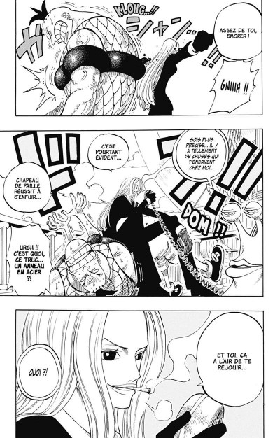 Page 0 One piece tome 24 - les rêves