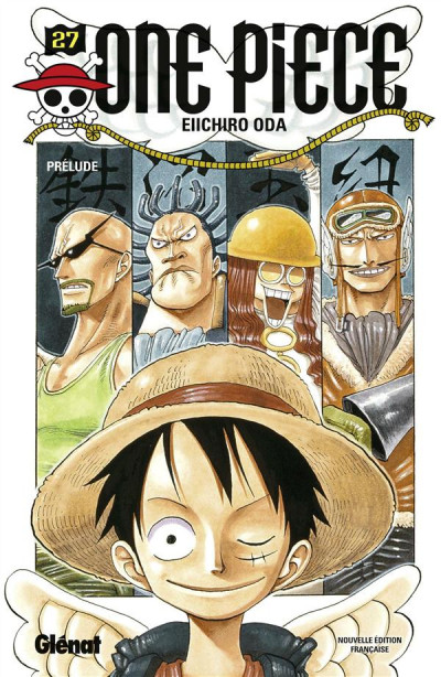 Couverture One piece tome 27