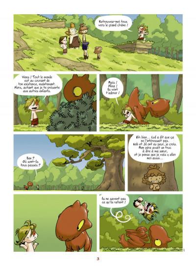 Page 1 Tib et Tatoum tome 2