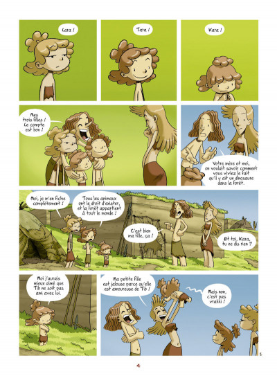 Page 2 Tib et Tatoum tome 2