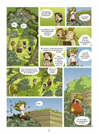 Page 3 Tib et Tatoum tome 2