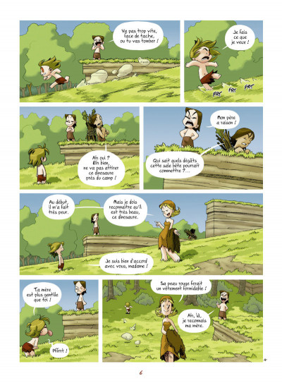 Page 4 Tib et Tatoum tome 2
