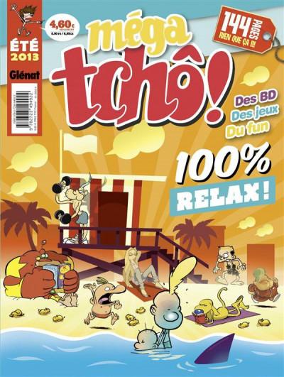 image de méga tcho ! tome 22 - été 2013