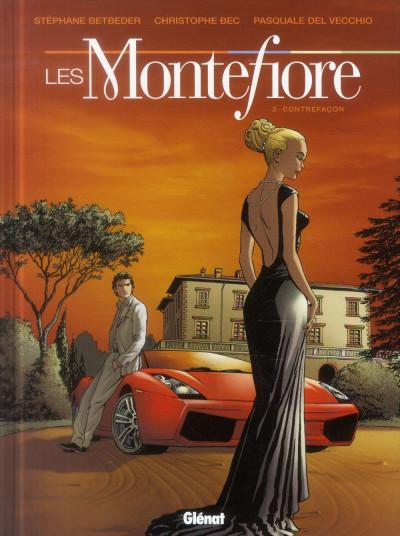 image de les Montefiore tome 2 - contrefaçons