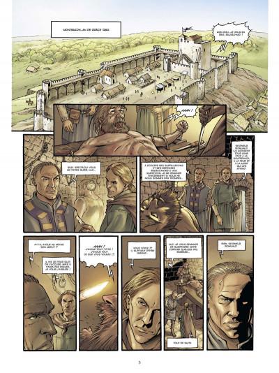 Page 1 campus stellae, sur les chemins de Compostelle tome 2 - les deux reliques