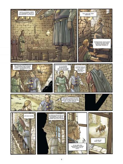 Page 2 campus stellae, sur les chemins de Compostelle tome 2 - les deux reliques