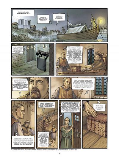 Page 3 campus stellae, sur les chemins de Compostelle tome 2 - les deux reliques