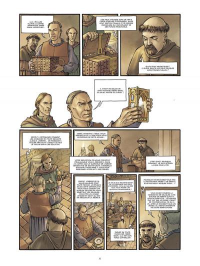 Page 4 campus stellae, sur les chemins de Compostelle tome 2 - les deux reliques