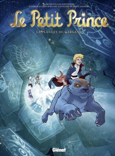 image de le petit prince tome 15 - la planète du Gargand