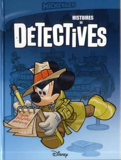 image de histoires de détectives