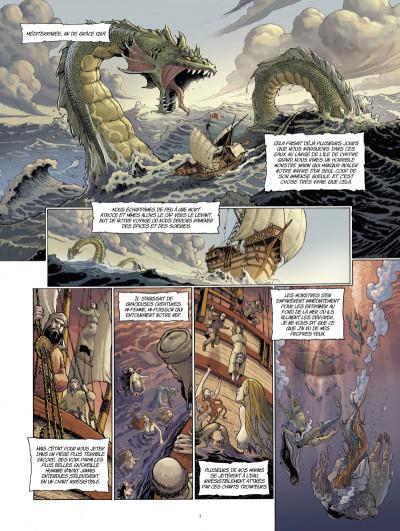 Page 1 Marco Polo tome 1 - le garçon qui vit ses rêves