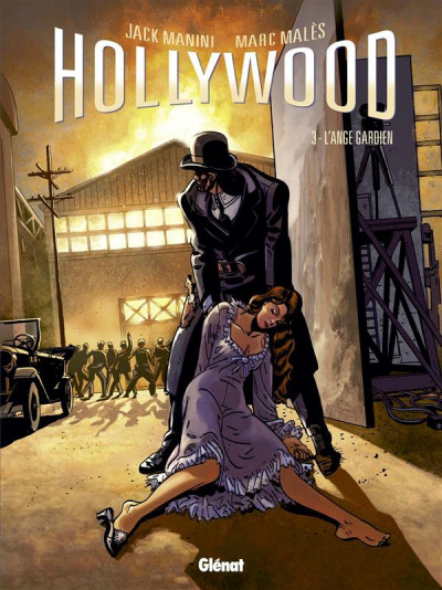 Couverture Hollywood - tome 1 + tome 3