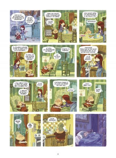 Page 3 Mamette tome 6 - les papillons
