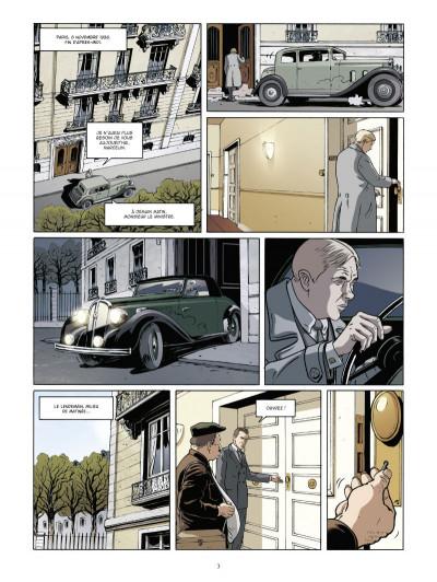 Page 1 Les mystères de la troisième République tome 2 - le tueur dévot