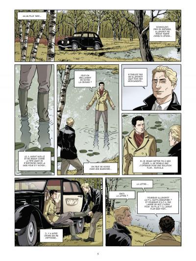 Page 3 Les mystères de la troisième République tome 2 - le tueur dévot