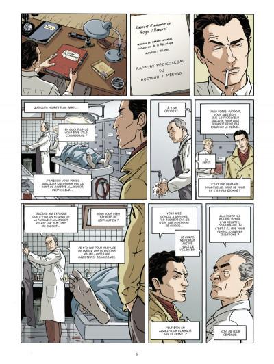 Page 4 Les mystères de la troisième République tome 2 - le tueur dévot