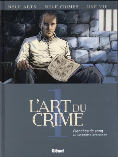 image de L'art du crime tome 1 - planches de sang