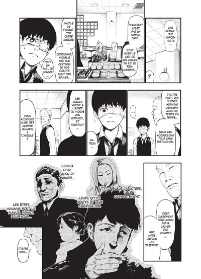 Page 0 Tokyo ghoul tome 2