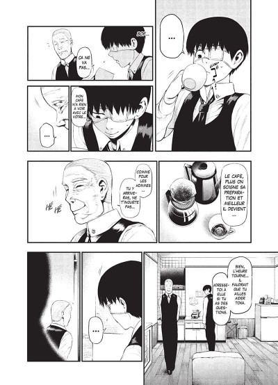 Page 9 Tokyo ghoul tome 2