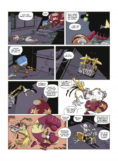 Page 2 Captain biceps tome 6