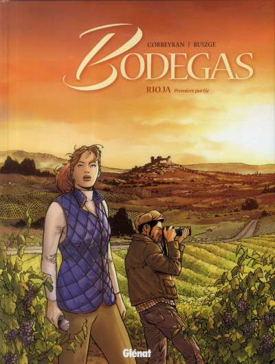 image de bodegas tome 1 - Rioja, Première partie