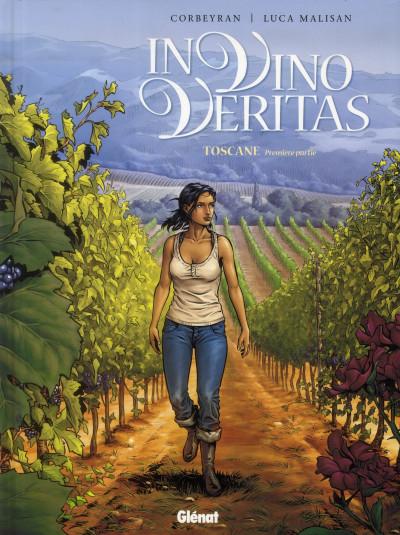 image de In vino veritas tome 1 - Toscane