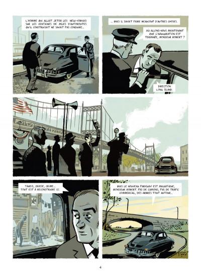 Page 2 Robert Moses - le maître caché de New York