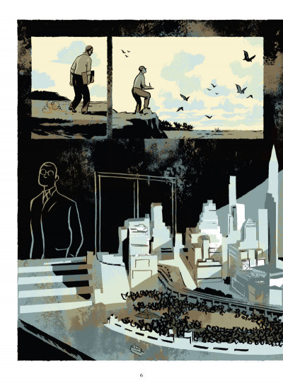 Page 3 Robert Moses - le maître caché de New York