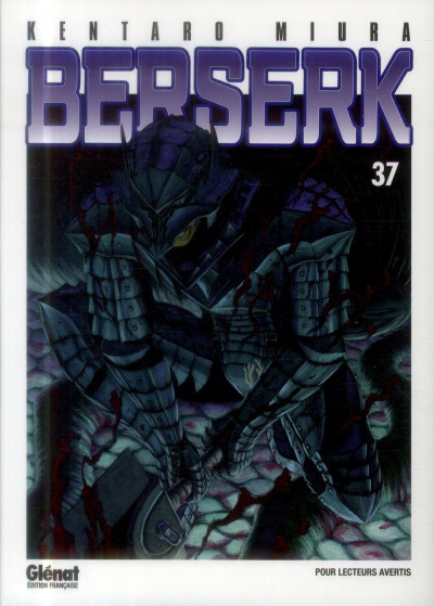Couverture berserk tome 37