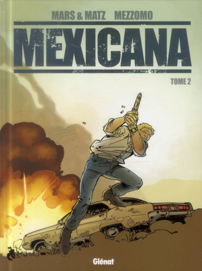 Couverture Mexicana tome 2