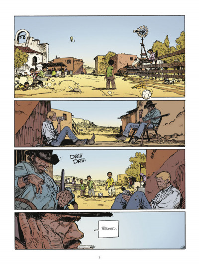 Page 1 Mexicana tome 2
