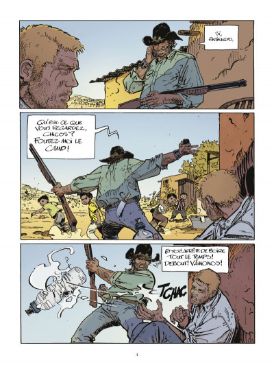 Page 2 Mexicana tome 2