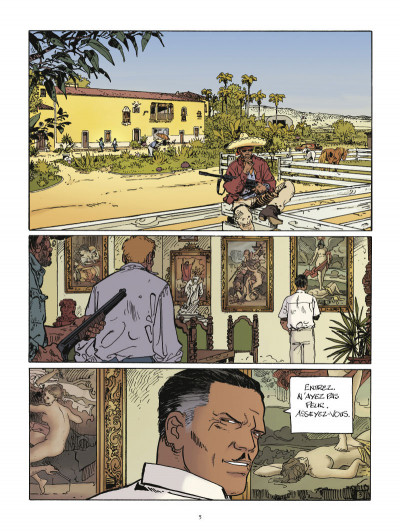 Page 3 Mexicana tome 2