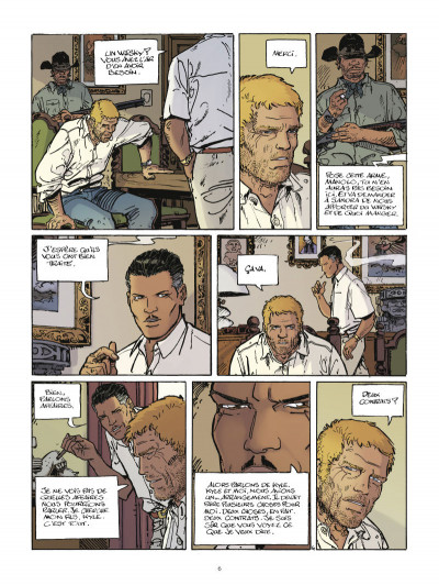 Page 4 Mexicana tome 2
