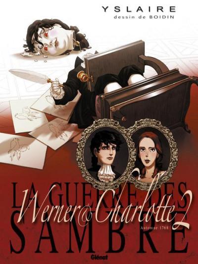 Couverture La guerre des sambre - Werner et Charlotte tome 2