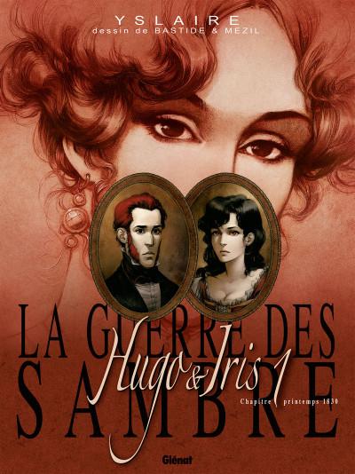 Couverture La guerre des Sambre - Hugo et Iris tome 1