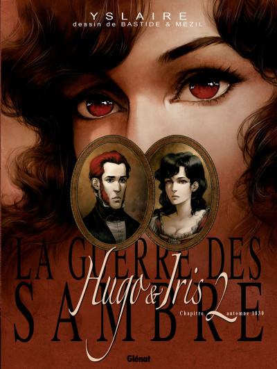 Couverture La guerre des Sambre - Hugo et Iris tome 2