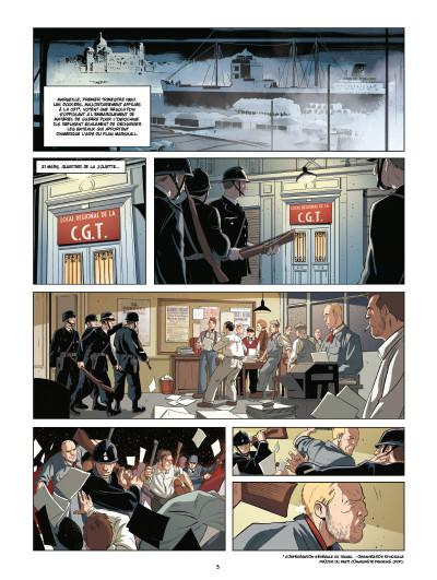 Page 1 Les mystères de la 4ème République - tome 2