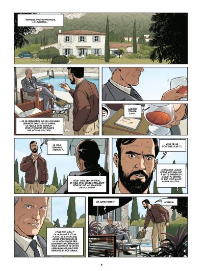 Page 3 Les mystères de la 4ème République - tome 2