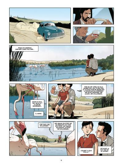 Page 4 Les mystères de la 4ème République - tome 2