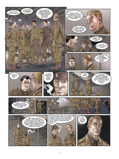 Page 9 opération Overlord tome 1 - Sainte-Mer-l'Eglise