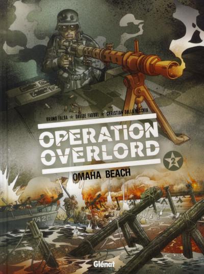 image de opération Overlord tome 2 - Omaha Beach