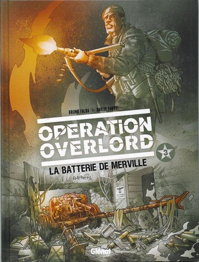 image de operation overlord tome 3